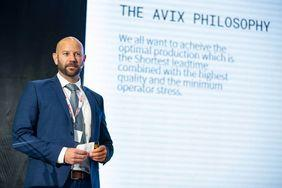 DS at AVIX Smart Industry 3
